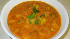 Dum Aloo /Potato Curry - Indian Vegetarian Recipes By Recipe House