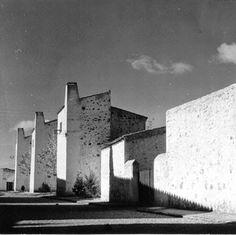 Villalba de Calatrava  Ciudad Real, España. 1955  Architect: José Luis Fernández del Amo