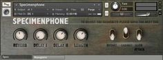 Specimenphone KONTAKT Team: KRock | Date: October 11 2012 | Size: 35.9 MB  Specimenphone ! What could this be? It is an assortment of lots of metal bars w
