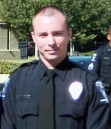 Randall Kerrick, the cop who fired 10 shots into car-accident survivor Jonathan Ferrell.