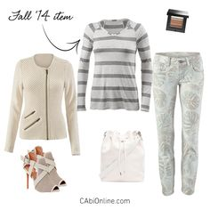 #CAbi – Mix, match and clash prints! #CAbiClothing #SpringFashion