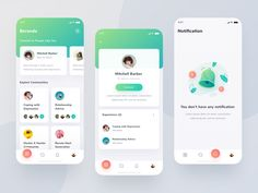 Mobile app developers that focus on android ui design will always be focused on choosing the right tools that will make their work look good Design Android, Ios App Design, Android Ui, User Interface Design, Android Tricks, Android Tutorials, App Icon Design, Android Watch, Web Design