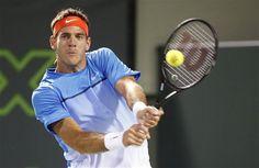 Del Potro despacha a Pella y se cita con Federer en Miami - http://a.tunx.co/g2FWm