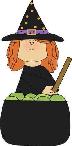 Cauldron Clipart Witch Stirring Cauldron Clip - Clipart Suggest Halloween Iii, Halloween Cards, Halloween Themes, K Crafts, Witches Cauldron, Halloween Clipart, School Pictures, Big Eyes, Art Images