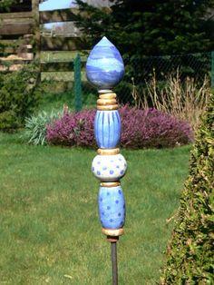Keramik Stele  N 58