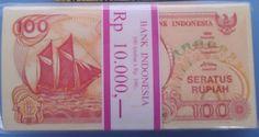 uang 100 rupiah pinisi http://jubel-uang.blogspot.com/