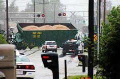 Cookeville, TN Train Derailment Caused By Flash Flood