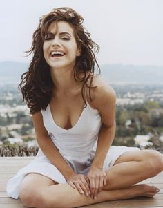 Brittany Murphy. You're life was cut short, but I can still hear that contagious laugh!