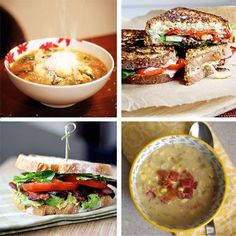 Perfect Pairings: 5 Irresistible Soup & Sandwich Recipes