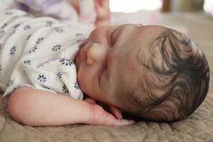EVON NATHER *HBN* Reborn baby doll MILA by SHEILA MROFKA