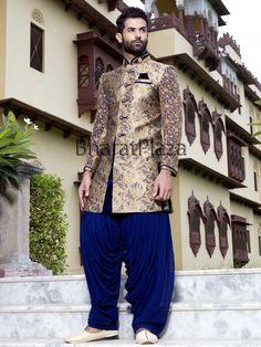 Wedding Indo Western Suit