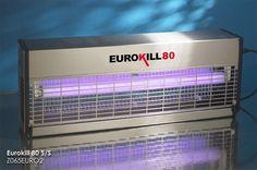 Mata insectos Eurokill 80 inoxidable, CONTROL DE PLAGAS