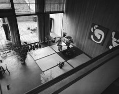 Eames House, 1950.