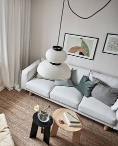 Room, Room Design, Interior, Living Room Warm, Home Decor, Living Room Interior, Warm Palette, Nordic Interior Design, Ikea Norsborg Sofa