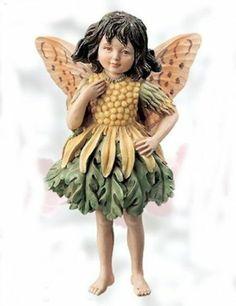 Retired Cicely Mary Barker Ragwort Flower Garden Fairy Ornament Figurine | eBay