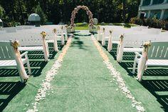 Wedding ceremony by JennyArt Foto: Pavel Dorogoy