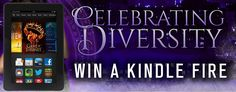Win a #Kindle Fire and ANY #Diverse Book You Want in this #Giveaway #amreading