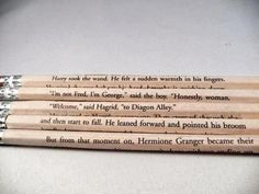 I want these pencils so bad!