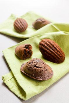Yum! French Chocolate Madeleines