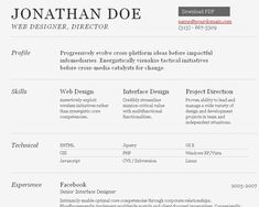 Free Resume Templates  Template Microsoft Word And Sample Resume