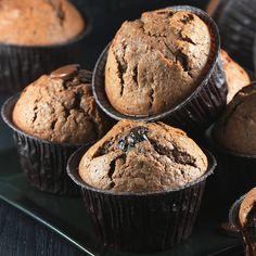 Babeczki czekoladowe   AniaGotuje.pl Food And Drink, Cupcakes, Favorite Recipes, Baking, Breakfast, Art, Morning Coffee, Art Background, Cupcake Cakes
