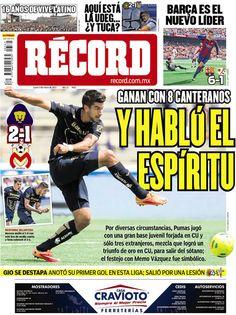 México - RÉCORD 9 marzo del 2015