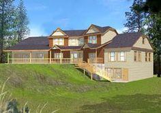 1000 Images About Hillside Home Design On Pinterest