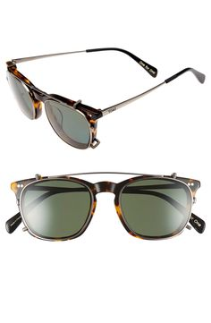 f6a409476e TOMS  Maxwell  48mm Sunglasses Tom S