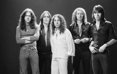 Rainbow with Ronnie James DIO.......