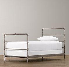 Industrial Steel Pipe Bed