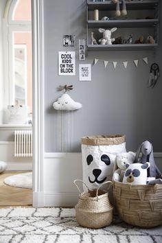 Nursery décor, kids room décor ideas