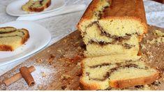 Κέικ με Άρωμα Τσουρέκι Και Γέμιση Cinnamon Roll - Πολύ Αφράτο Cinnamon Rolls, French Toast, Sandwiches, Breakfast, Recipes, Food, Youtube, Morning Coffee, Cinammon Rolls