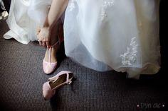 Photo #mariage #chassure #mariee #preparatif
