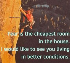 This Phrase Will Help You Overcome all Your Fears