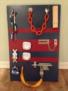 Gadget board for the boys