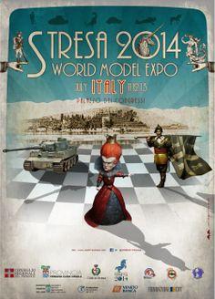 Stresa 2014 World Model Expo – La festa internazionale del modellismo