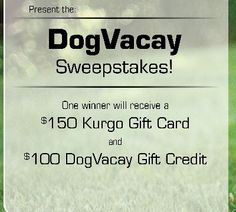 DogVacay Giveaway!
