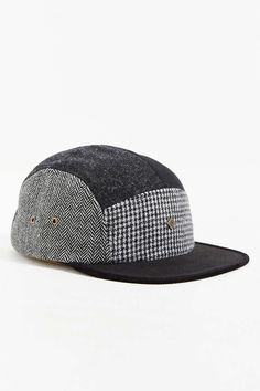 4c469729ff8 OBEY Patchwork 5-Panel Hat