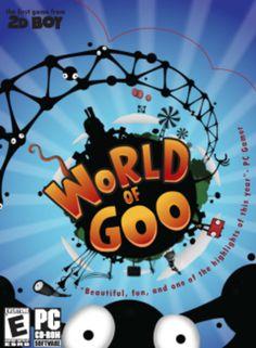 Jaquette World of Goo