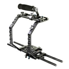Proaim 9-Inch Cage With Top Handle And Tripod Mounting Plate 9CTH-TMP