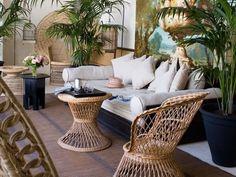 moroccan terrace decor