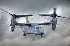 The V-22 tilt-rotor program has certainly been beset by controversy throughout its 20-year developme... - Wikimedia Commons