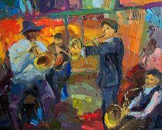 N O L A Jazz~ Roland's Art