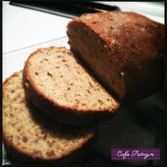 Café Patryn ~ Good Eats: Low Carb Bread - I've made this a couple time now, the loaf is smaller than it appears and mine comes out quite dense - I do like it though, cut real thin with peanut butter