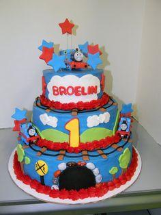 Thomas The Train Cake Option Trains Birthday Party, Birthday Parties, Train Party, Birthday Stuff, Birthday Cakes, Boy Birthday, Thomas Cakes, Second Birthday Ideas, Cakes For Boys