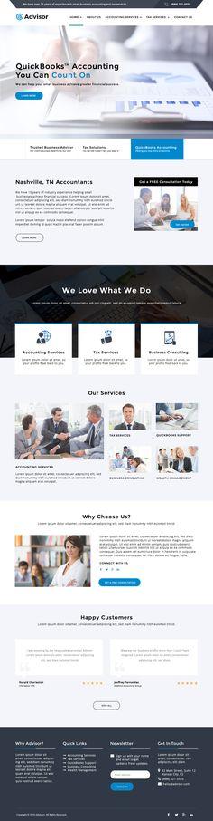 Ознакомьтесь с этим проектом @Behance: «Bootstrap Theme, Multipurpose Website Template» https://www.behance.net/gallery/40229955/Bootstrap-Theme-Multipurpose-Website-Template