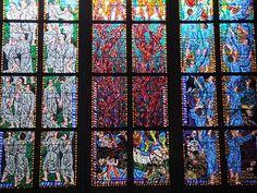 stain glass - Prague