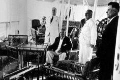 Atatürk Kılıç Ali, Salih Bozok, Savarona Yatı'nda, 1938