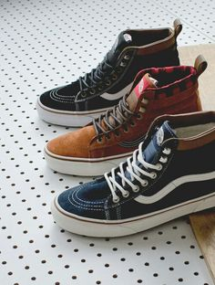 #VansShoes The black ones look nice,I want them! - The wolf that kills