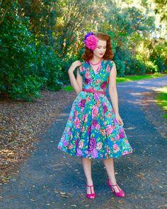 Gaia Dress│Wax Poetic Clothing – Miss Hero Holliday